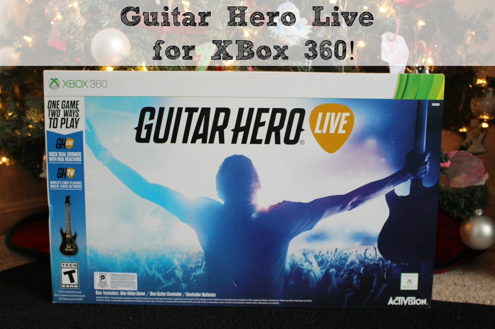 Cooking Games For Xbox 360 : Guitar hero live for xbox holidaygiftguide the