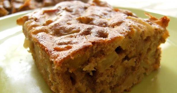 Mama S Cake Recipe Italian: Recipe's From Granny's Kitchen To Yours: Mama's Apple Nut Cake