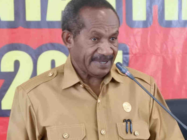Nicolaus Wenda Ungkap Pemprov Papua Belum Dapat Persetujuan Penerimaan CPNS