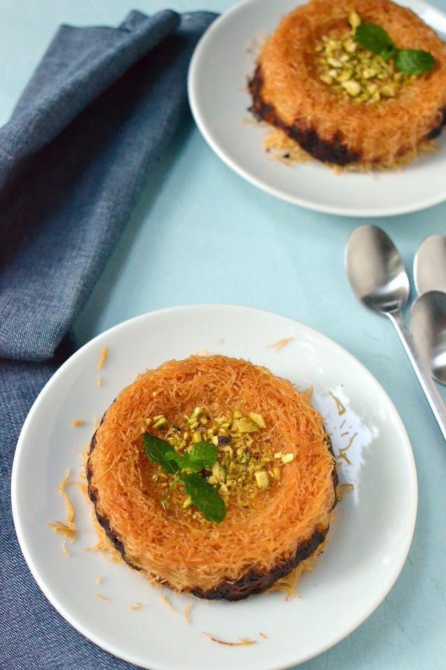 Turkish Kunefe/ Knafeh