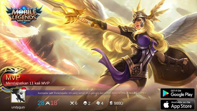 Mobile Legends MVP