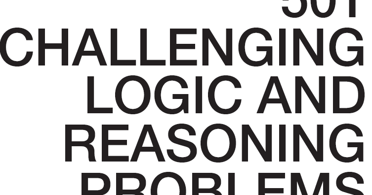 501 Logical Reasoning Questions (pdf) ~ kandynote.