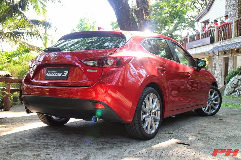 The Moment You Lay Your Eyes On The Mazda3, It Just Begs To Be Driven. Itu0027s  A Swoopy, Sporty Machine With All The Right Curves And Angles.