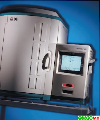 BD Phoenix Automated Microbiology System.