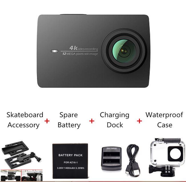 Spesifikasi dan Harga Xiaomi Yi 4K