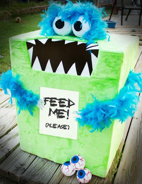 DIY Monster Valentine Box 2   Shutterfly