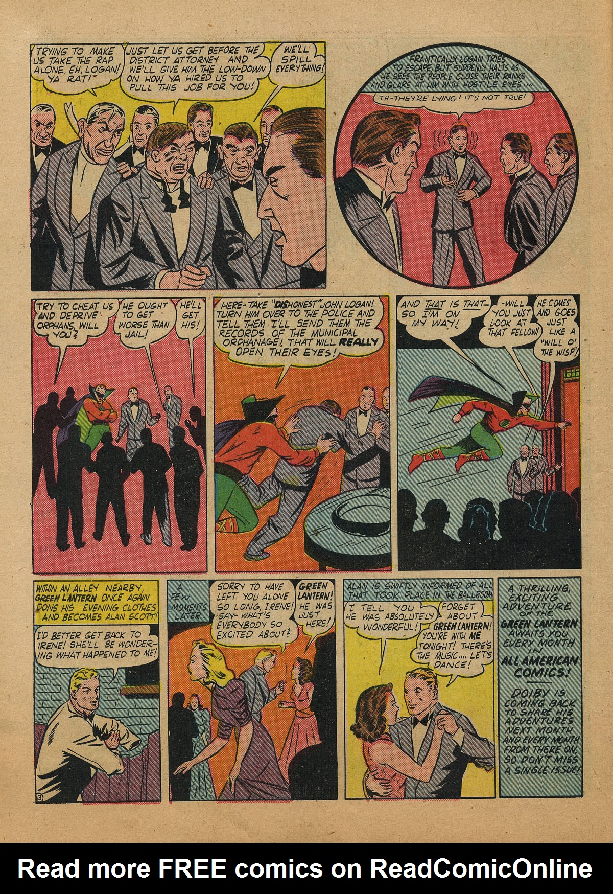 Read online All-American Comics (1939) comic -  Issue #31 - 16