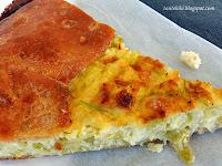 Ανοιχτή κολοκυθόπιτα με φύλλο ζέας & ρεβιθάλευρου by https://syntages-faghtwn.blogspot.gr