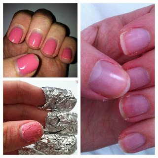 How To Remove Cnd Shellac Gel Nails At Home Perfectly Polished