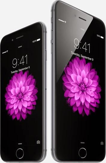 Apple Memperkenalkan iPhone 6 dan iPhone 6 Plus