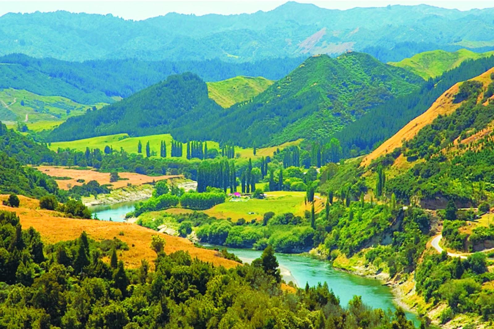 ¿Derechos para los ríos? Una idea no tan loca
