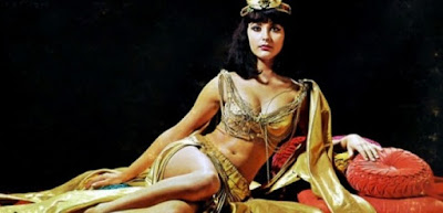 The Ancient Secrets of Gorgeous Cleopatra