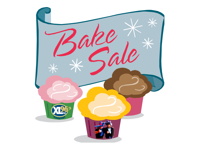how to start a bake sale