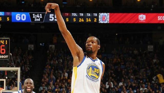 Golden State Warriors Balas Curi Kemenangan Di Kandang Clippers