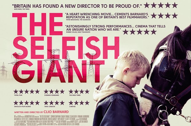 """The Selfish Giant"" de Clio Barnard en el SEFF2013"