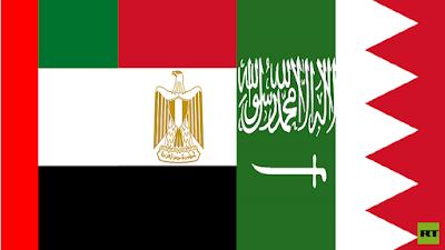 السعودية ومصر والإمارات