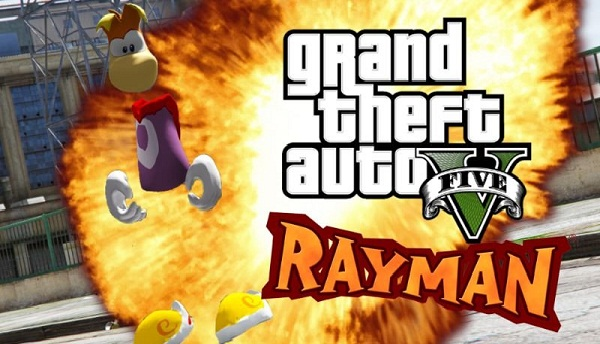 MOD Rayman