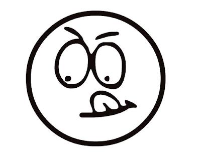 Gambar Mewarnai Emoticon - 7