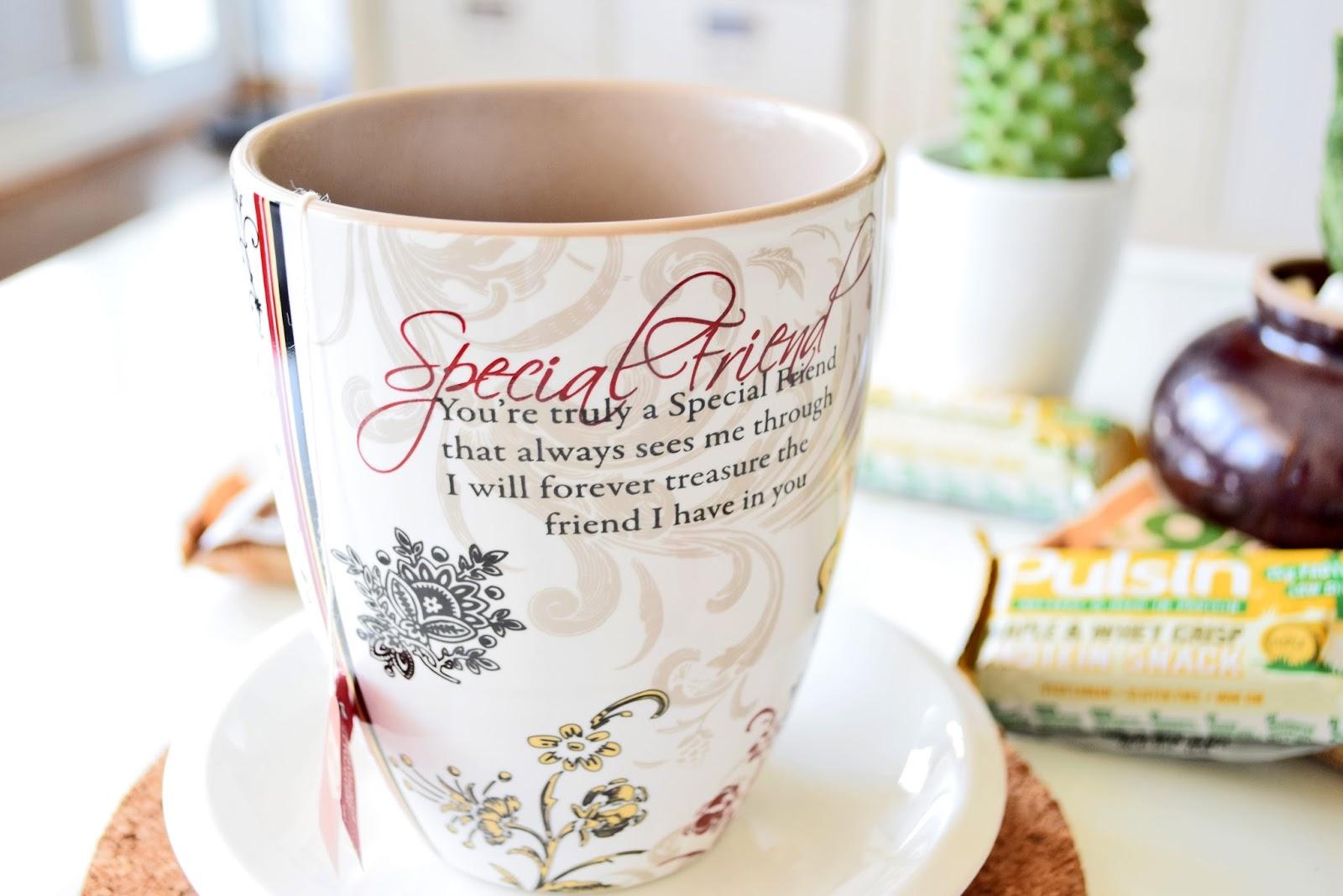 duży kubek na herbatę