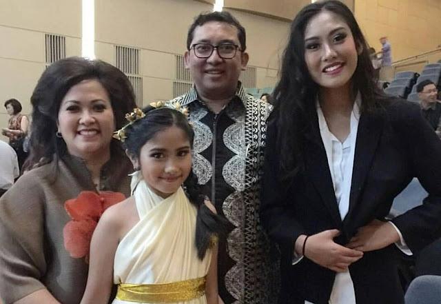 Fadli Zon dan Keluarga