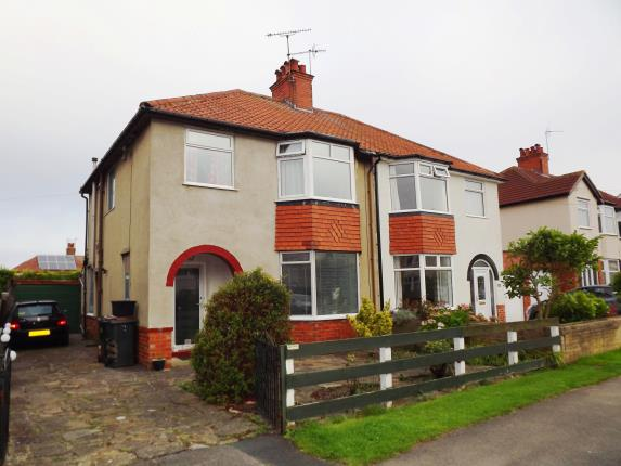 Harrogate Property News - 3 bed semi-detached house for sale Jesmond Road, Harrogate, North Yorkshire, Harrogate HG1
