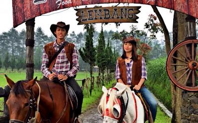 de Ranch Lembang Jawa Barat