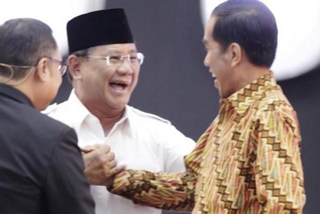 Jokowi Belum Umumkan Cawapresnya, Gerindra Sebut Galau Menunggu Prabowo