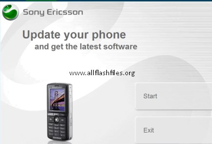 Sony Ericson Mobile Flashing Software Latest Version