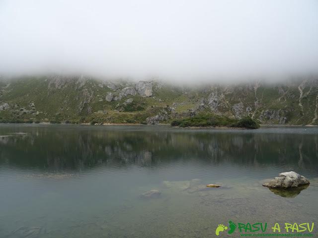 Islote del Lago del Valle, Somiedo