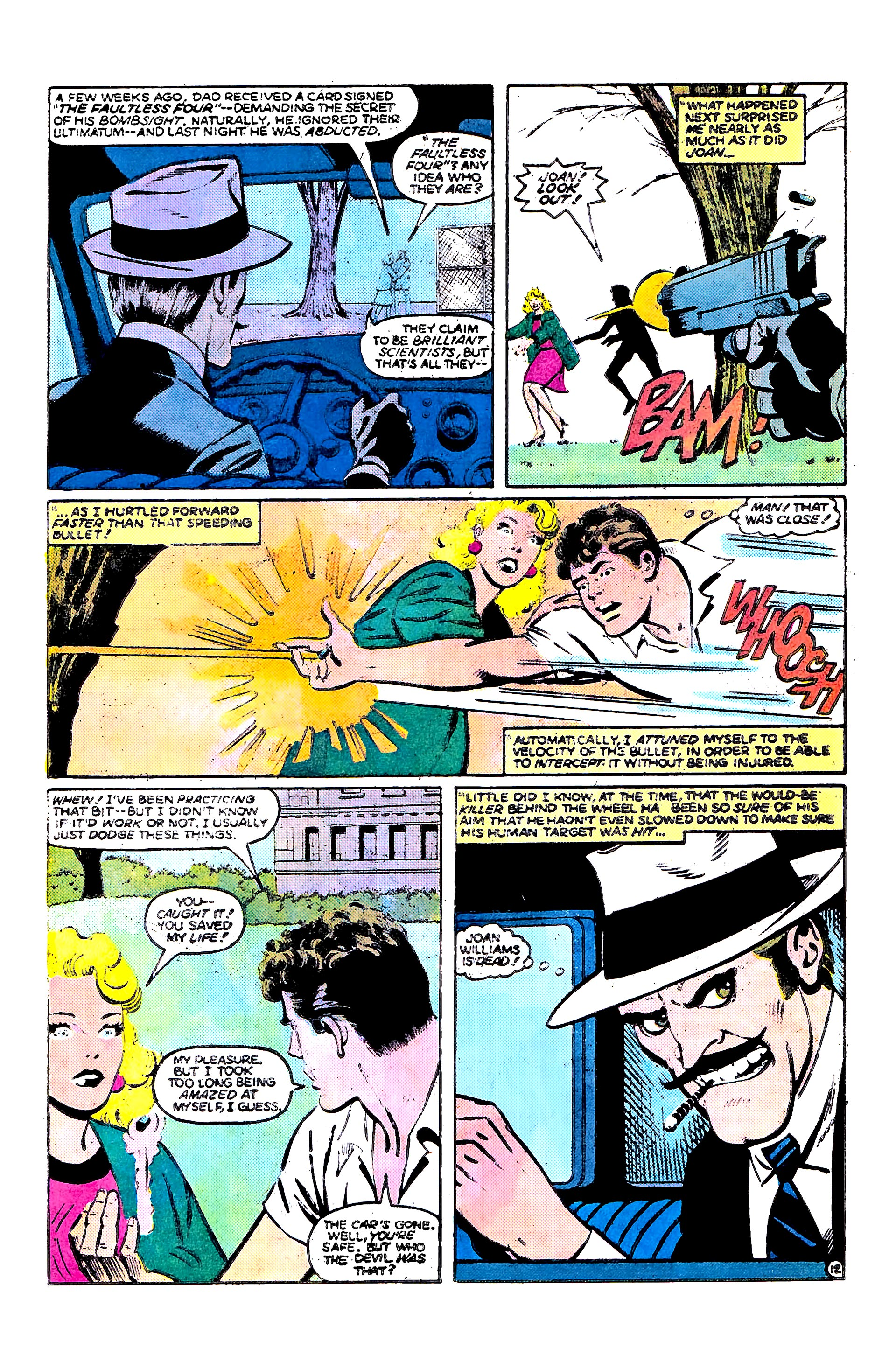 Read online Secret Origins (1986) comic -  Issue #9 - 36