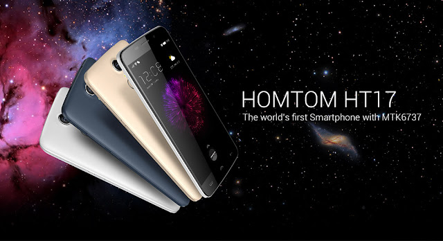 Price Of the HOMTOM HT17 Android 6.0 Phone In Indian Rupee