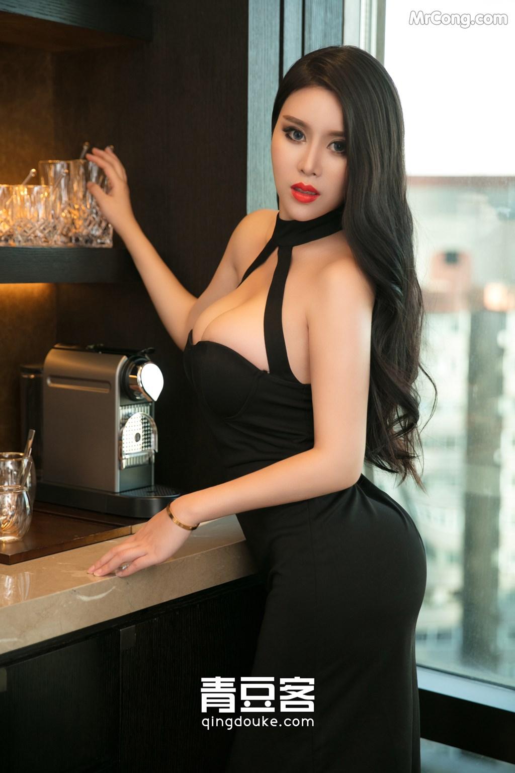 Image QingDouKe-2017-11-05-Ke-Rui-Na-MrCong.com-015 in post QingDouKe 2017-11-05: Người mẫu Ke Rui Na (可蕊娜) (48 ảnh)