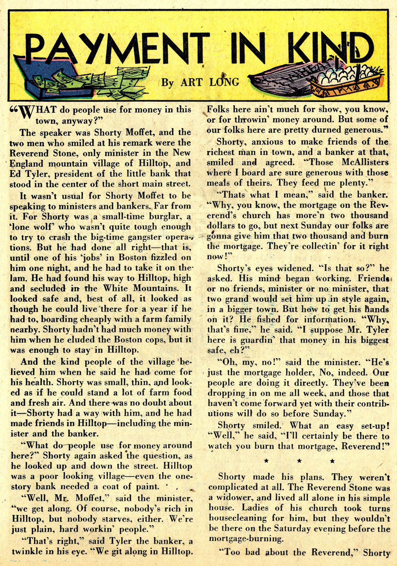 Read online Detective Comics (1937) comic -  Issue #133 - 35