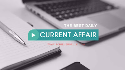 Current Affairs Updates - 7th April 2018