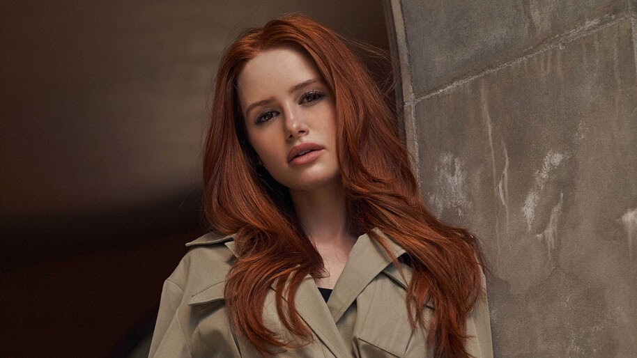 Madelaine Petsch, Red Hair, Photoshoot, 4K, #4.899