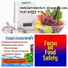 benefits, biozone food purifier, buang toksin, installment plan, promosi, singkir bahan kimia