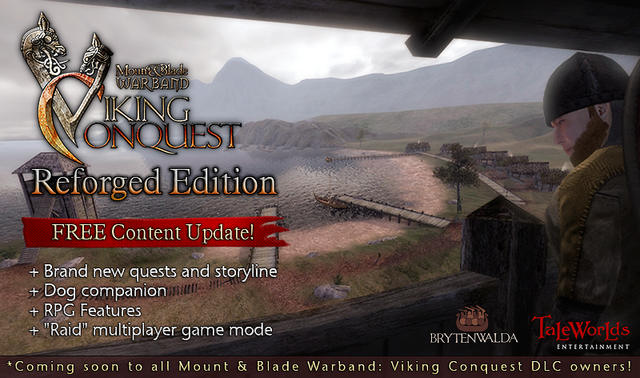 VIKING CONQUEST REFORGED EDITION-SKIDROW