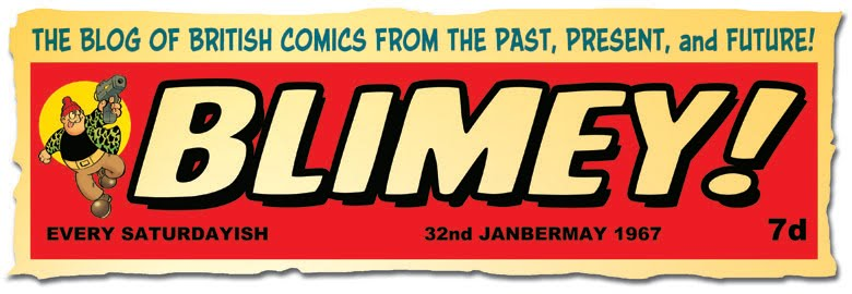 Blimey! The Blog of British Comics!