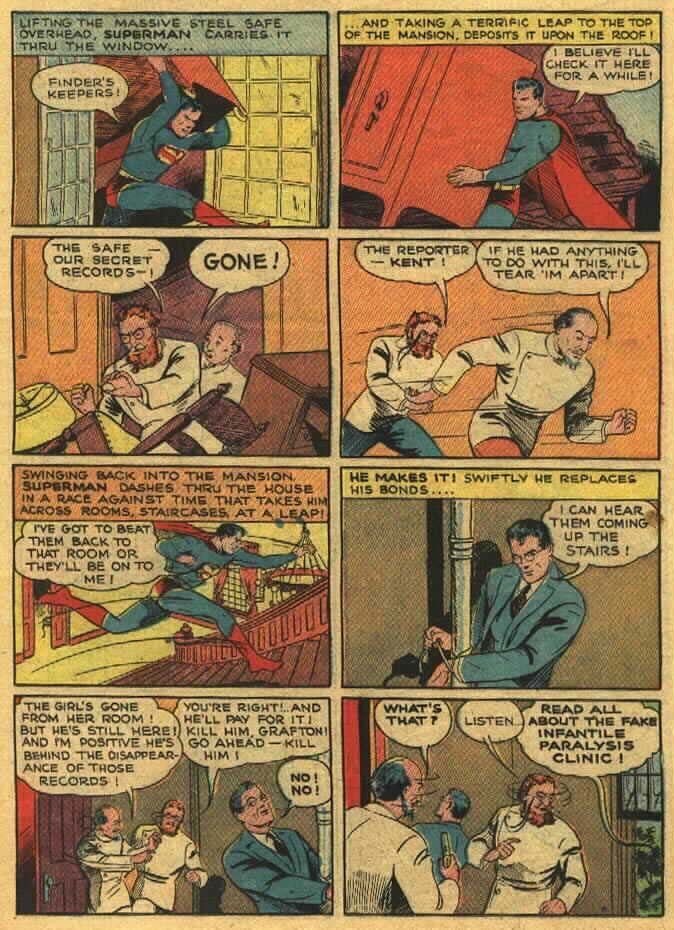 Read online Action Comics (1938) comic -  Issue #26 - 10
