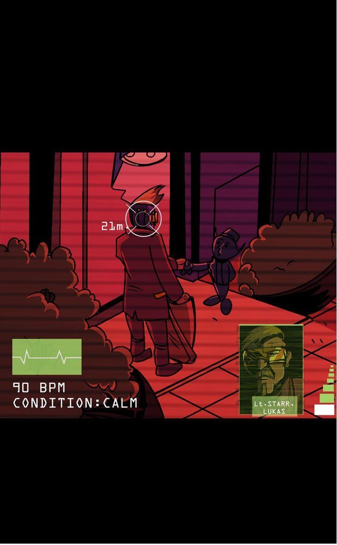 Cyberbunk - Chapter 117