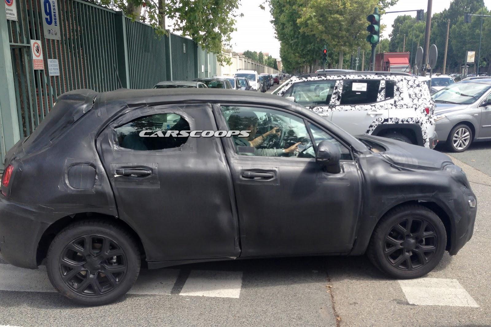Fiat 500 X (Crossover) 6