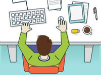 Создание сайта или блога без вложений