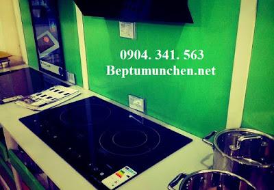 bếp từ có nhiều ưu điểm so với bếp ga và bếp hồng ngoại