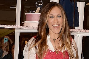Sarah Jessica Parker SJP presented a collection in Florida