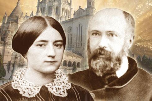 Zélie et Louis Martin, béatifiés à Lizieux