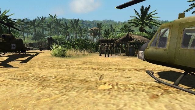 Download Men of War Vietnam PC Games