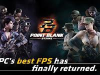 Point Blank: Strike MOD APK v1.0.4 Unlimited Money Terbaru