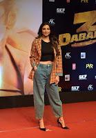 Daisy Shah at Dabangg 3 Premiere HeyAndhra.com