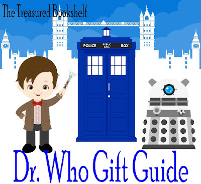 Have you always wanted to be THE Doctor's Plus One? So maybe you can't go traveling through time and space with him, but here are some great ideas for gifts for yourself or another Dr Who Companion you love.