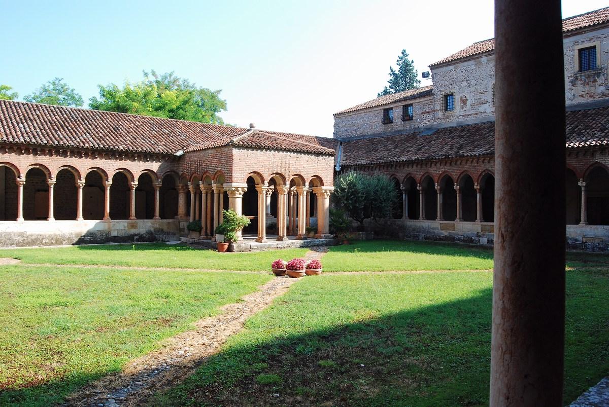 cloitre basilique San Zeno